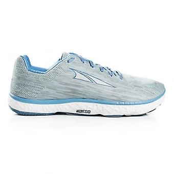 Escalante Womens Zero Drop Road Running Shoes Grey/Blue