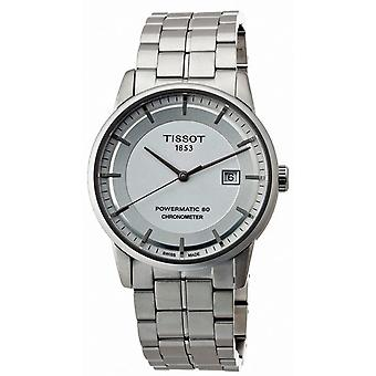 Tissot Powermatic 80 Stainless Steel Mens Watch T0864081103100