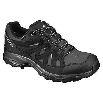 Zapatos de hombre trekkings Salomon efecto Gtx Goretex 393569