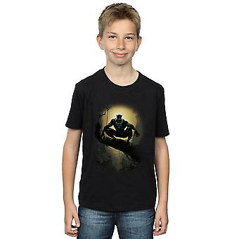 Wonder Boys Black Panther stam masker T-Shirt