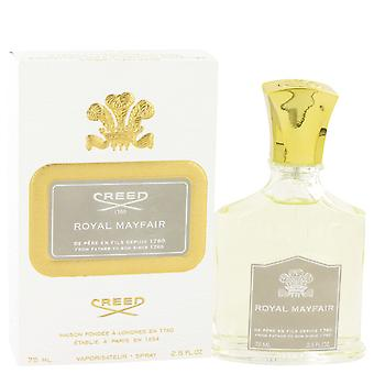 Credo real Mayfair Eau de Parfum 75ml EDP Spray