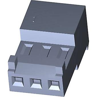 Receptacles (standard) MTA-100 Total number of pins 3 TE Connectivity 3-643815-3 1 pc(s)