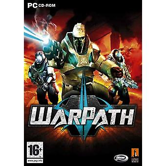 Warpath (PC CD)
