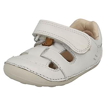 Girls Clarks Casual Shoes Tiny Meadow