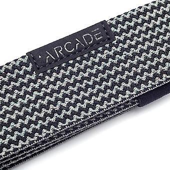 Arcade Edmond Reserve Belt - Black / Grey
