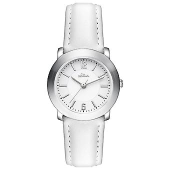 s.Oliver kvinnors watch armbandsur läder SO-3391-LQ