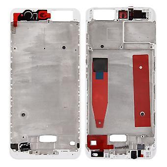 Bolig ramme midt ramme dekke kompatibel for Huawei P10 hvit