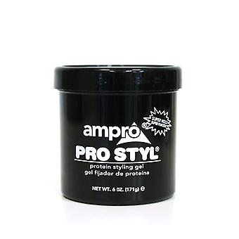Ampro Pro Styl Protein Styling Gel Super Hold 6oz
