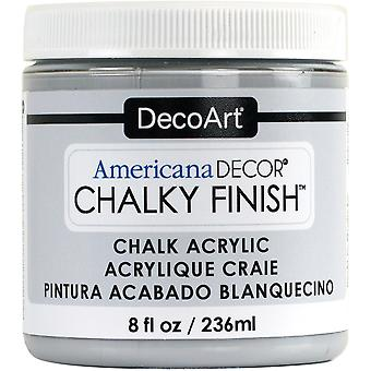 Americana Chalky Finish Paint 8oz-Yesteryear
