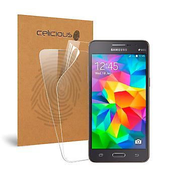 Celicious Vivid Invisible Screen Protector for Samsung Galaxy Grand Prime Plus [Pack of 2]