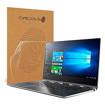 Celicious Impact Anti-Shock Shatterproof Screen Protector Film Compatible with Lenovo Yoga 910