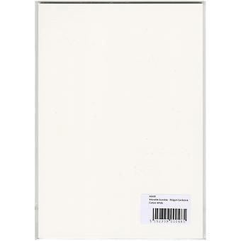Hunkydory Adorable Scorable A4 Cardstock-Cotton White