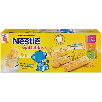 Nestlé Cookies + 6 months 32 pcs (Childhood , Food , Desserts And Snacks)