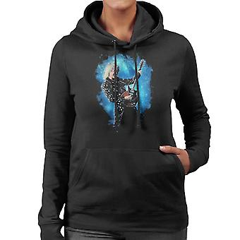 Drottning Brian May Live på TRNSMT festivalen Women's Hooded Sweatshirt