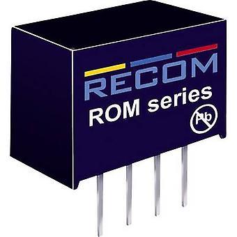 RECOM ROM-1205S 1W DC/DC Converter ROM-1205S 5 V 200 mA