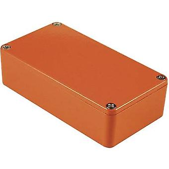 Hammond Electronics 1590BOR Universal enclosure 111.5 x 59.5 x 31 Aluminium Orange 1 pc(s)