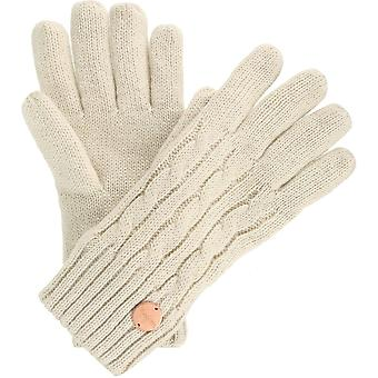 Regatta Womens/Ladies Multimix II Cable Knit Winter Walking Gloves