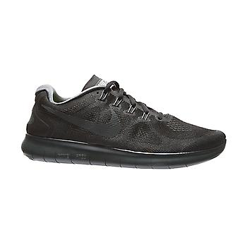 NIKE free RN running shoes sport black