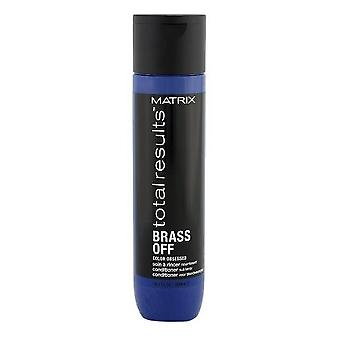 Matrix Total Results Brass Off Conditioner 300 ml (Hair care , Hair conditioners)
