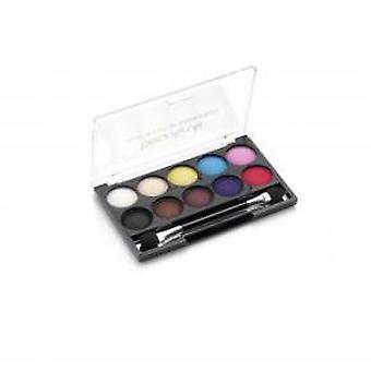 Beauty UK Eyeshadow Palette No. 6-Day And Night