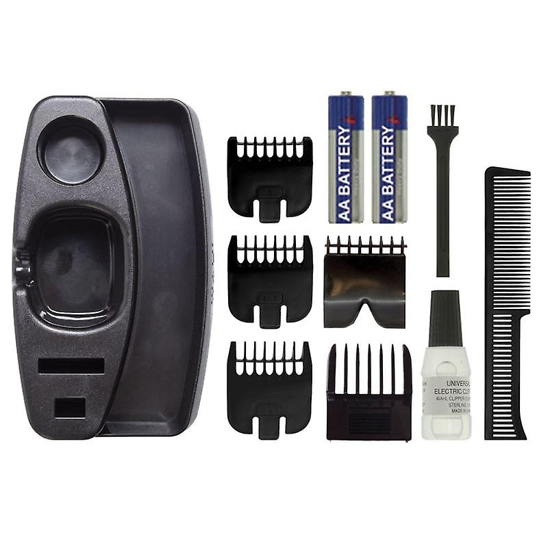 Wahl 5537-6217 Groom Ease Battery Operated Stubble & Beard & Moustache Trimmer