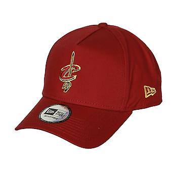 New Era NBA Team Aframe 2 Snapback Cap ~ Cleveland Cavaliers