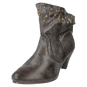 Tache de dames sur la cheville bottes Style - F5656