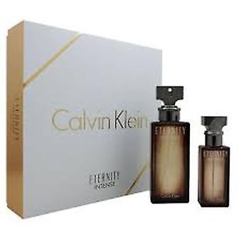 Calvin Klein Eternity Intense Gift Set 100ml EDP + 30ml EDP