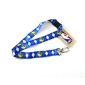Golden State Warriors NBA Argyle Lanyard