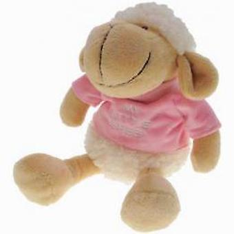 My little sheep rose t-shirt 17 cm