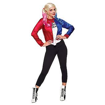 Rubini Harley Quinn - Costume adulto Kit Costume Fancy Dress