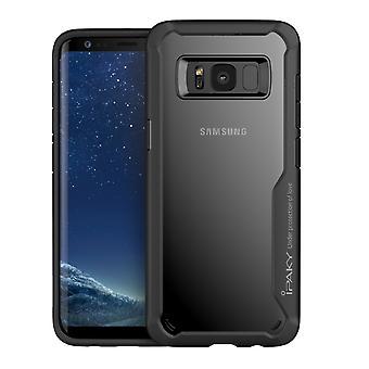 IPAKY Samsung Galaxy S8 Plus TPU Hybrid Shell-sort