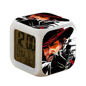 Red Dead Redemption Digital alarm clock-Nr. 21