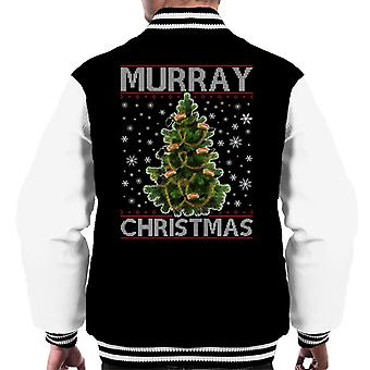 Murray Christmas Mints Men's Varsity Jacket