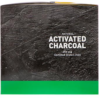 Country Life Activated Charcoal Packet Tray 20 ct