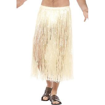 Hawaiian Hula Skirt, NATURAL