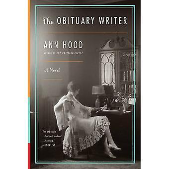 O escritor obituário - um romance de Ann Hood - livro 9780393346770