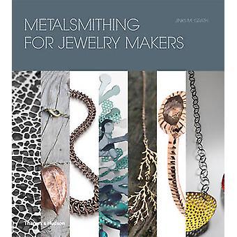 Metalsmithing pour joaillerie par Jinks McGrath - livre 9780500516546