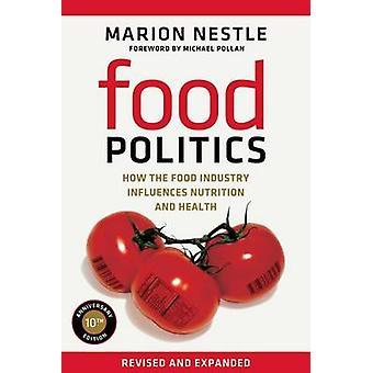 Política alimentar - como a indústria alimentar influencia a nutrição e saúde