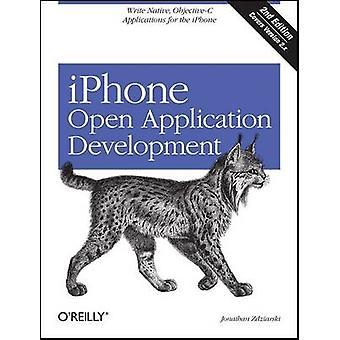 iPhone åben applikationsudvikling - skriver Native applikationer bruger