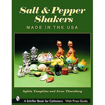 Zout & peper Shakers - Made in the USA door Sylvia Tompkins - Irene Tho