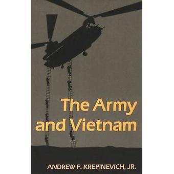 El ejército y el Vietnam por Andrew F. Krepinevich - libro 9780801836572