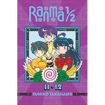 Ranma 1/2 by Rumiko Takahashi - 9781421566191 Book