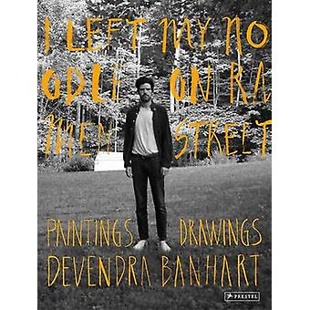 I Left My Noodle on Ramen Street - Drawings and Paintings by Devendra