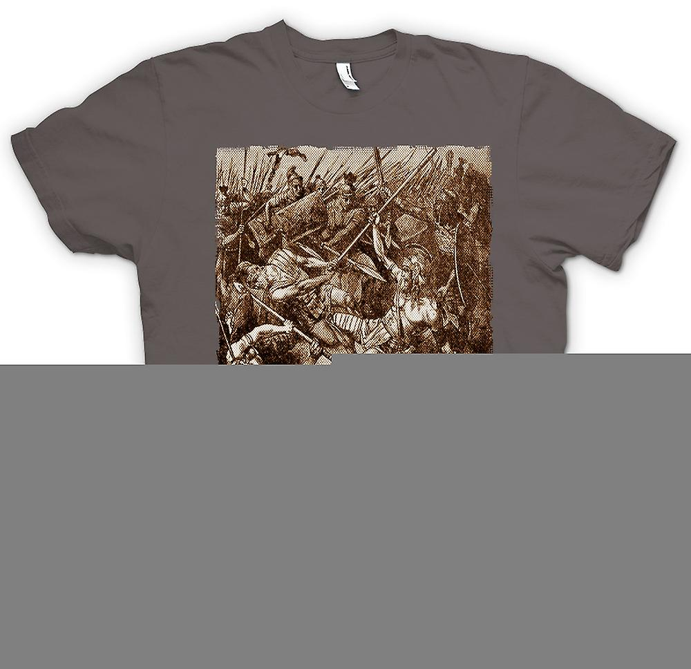 Mens t-shirt - guerra punica - Hannibal guerra
