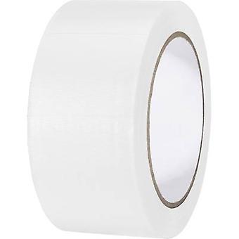 TOOLCRAFT 832450W-C PVC tape White (L x W) 33 m x 50 mm 1 Rolls