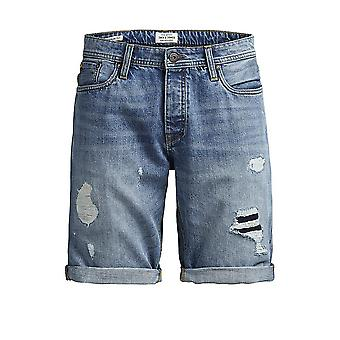 Bermuda Denim Coton Rick  -  Jack & Jones