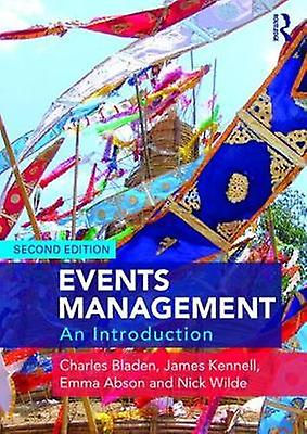 Events ManageHommest - An Introduction by Charles Bladen - 9781138907058