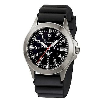 KHS watches mens watch platoon titanium automatic KHS. PTA. DB