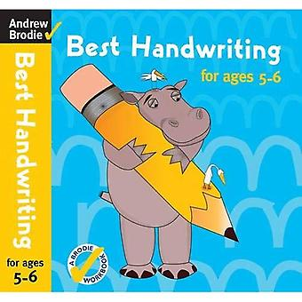 Best Handwriting for Ages 5-6